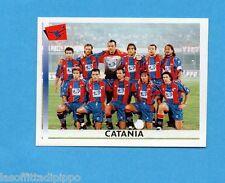PANINI CALCIATORI 2000/2001- Figurina n.658- CATANIA - SQUADRA/TEAM -NEW