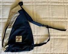 NEW WTAPS Shoulder Waist Travel Bag Zip Bag $110 Supreme RARE!!!