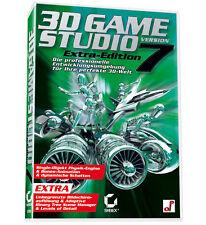 3D Game Studio 7 Extra Edition - Erstellen Sie Ihre eigene 3D Welt