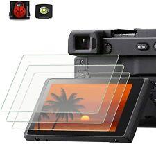 Nuevo Y En Caja Reino Unido stock De LARMOR vidrio protector de pantalla LCD para Fuji X-E2 XE-2S X-100 T F