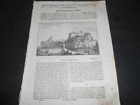 1846 CASTELLO ARDEA GIOACCHINO ROSSINI RIO DE JANEIRO  DE VIRGILI LATTARI