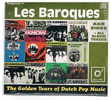 LES BAROQUES-Golden Years of Dutch Pop Music, D 'CD avec 40 titres, CD NEUF