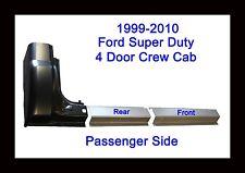 99 14 Ford Super Duty Crew Cab Right 3Pc Rocker Panel & Cab Corner Front & Rear
