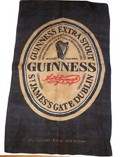 Guinness Bar Towel Linen