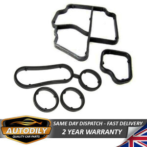 Part Number 03L198441 & 03L198070 Oil Cooler Filter Bracket Gasket Set Repair