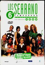 LOS SERRANO 6ª T. volúmenes 41 a 44. Serie española, nuevo y precintado