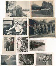 Nr.25503 10 x Foto 2.Weltkrieg  Deutsche Wehrmacht u.a. RAD Gasmaske Orden