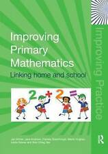 Improving Primary Mathematics: Linking Home and School (Improving Practice (TLR