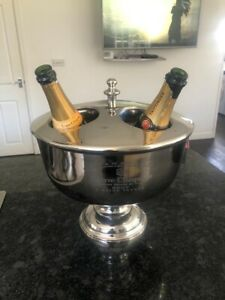 Veuve Cliquot Engraved Champagne Bucket Cooler