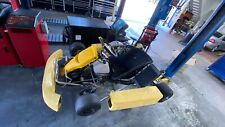TrackMagic Shifter Kart, Front and rear brake discs,with Honda Rc 80cc, 5 Speed.