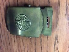 BSA Explorer Scout Brass Buckle  c.1950's