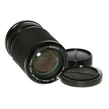 Minolta MD Zoom 35-135mm 1:3,5-4,5 Telezoomobjektiv vom Händler