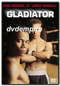 Gladiator DVD Cuba Gooding Jr James Marshall New & Sealed Australia