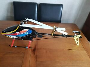 RC Helicopter 500 class TREX 500 Trex500