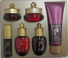 [Whoo] The history of Whoo Jinyulhyang Special Gift  X 1set Korean Cosmetic