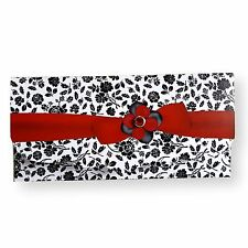 MIXW45 Butterfly Voucher/Gift/Money Wallet/Envelope/Pocket