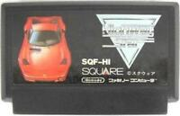 HIGHWAY STAR RAD RACER NINTENDO 3D SYSTEM FAMICOM NES FC FAMILY COMPUTER