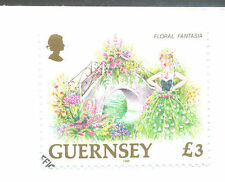 Flowers Used Channel Islander Regional Stamp Issues