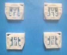 FOR SKODA Octavia Window Regulator Repair Kit clips Front Left 239 240
