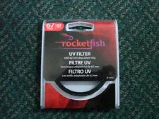 Rocketfish TM - 67mm With 62mm Adapter UV Lens Filter RF-UVF67