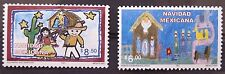 Mexico 2002 Christmas Jesus Mexican Xmas Eve Crib Cactus Star 3 Kings Horse MNH