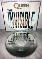 CD QUEEN - THE INVISIBLE MAN - 3 TRACKS - CD QUEEN 12 - SINGLE