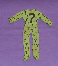 "vintage original Mego World's Greatest Super-Heroes WGSH 8"" THE RIDDLER CLOTHES"