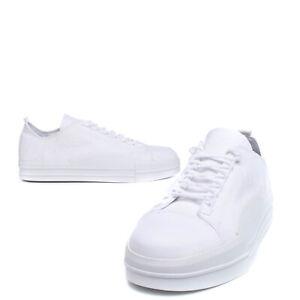 RRP €275 Y-3 YOHJI YAMAMOTO x ADIDAS YUBEN Sneakers EU 42 UK 8 US 8.5 Flatform