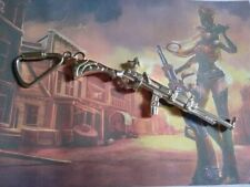 LOL League of Legends fucile di Caitlyn portachiavi Argento 925-artigianato