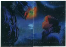 New listing 2019 Lost In Space Season 1 2 Card Mirror Puzzle Set Mp1-Mp2