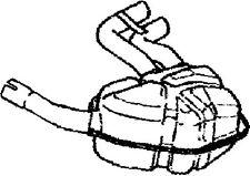 Klarius (BM372A) Exhaust Rear Back Box Mini (R50, R53),Mini Convertible (R52)
