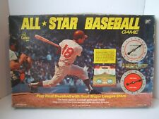 1968 All Star Baseball Game Vintage Cadaco Early Board Game No 183