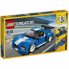 LEGO CREATOR 31070 TURBO TRACK RACER 3 IN 1 MODELS BRAND NEW IN BOX