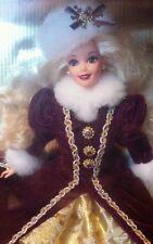 Happy Holidays Special Edition Barbie NIB - 1996 Hallmark Doll