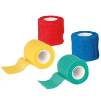 Trixie Dog Horse Pet Wound Bandage Vet Self Adhesive Plaster 4.5 Mtr - 4 PACK