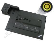 IBM Lenovo ThinkPad T400s T410 T410i Docking Station Port Replicator w/ USB 3.0