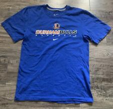 Nike Durham Bulls Baseball SS T Shirt Adult S