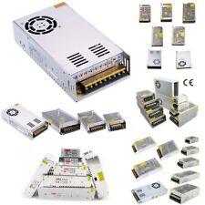 DC 5V12V24V48V Netzteil Trafo Schaltnetzteil Adapter LED Strip Power Supply DHL