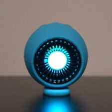 Portable Waterproof Mini LED Bluetooth Speaker (Blue)