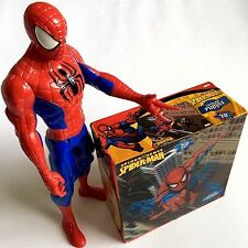 Bundle: Marvel Titan Heroes Series Spiderman Action Figure and 48 Piece Puzzle