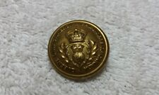 Queens Own Cameron Highlanders of Canada Button 26mm Scully