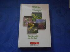 Buch Gesundheit Bachblüten Therapie siehe Fotos