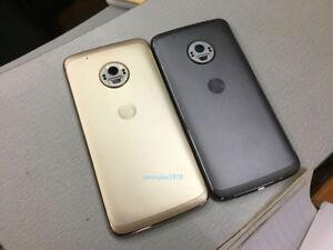 For Motorola Moto G5 Plus XT1687 XT1684 XT1685 Battery Back Cover Rear Door case