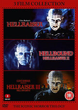 Hellraiser Trilogy DVD (2017) Andrew Robinson ***NEW***