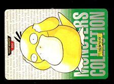 POKEMON BANDAI 1996 GREEN MONSTERS COLLECTION N°   54 PSYDUCK PSYKOKWAK