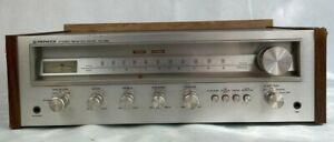 Vintage Pioneer SX 450 Stereo Receiver Model AM/FM Tuner Amplifier