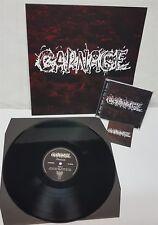 Carnage Massacre Black Vinyl + CD LP Record new Barbarian Queen US cult Metal