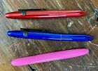 Fisher Space Pen Bullet Pen - Choice of Pink, BlueBerry, or Red Cherry - NIB