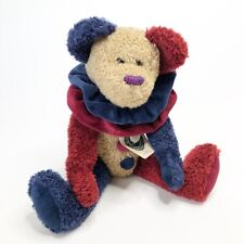 Boyds Mr Bojingles Investment Collectibles New All tags in tact Red Blue