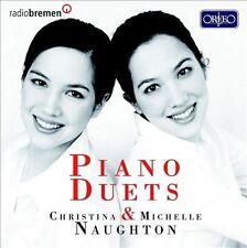 Piano Duets - Christina & Michelle Naughton, New Music